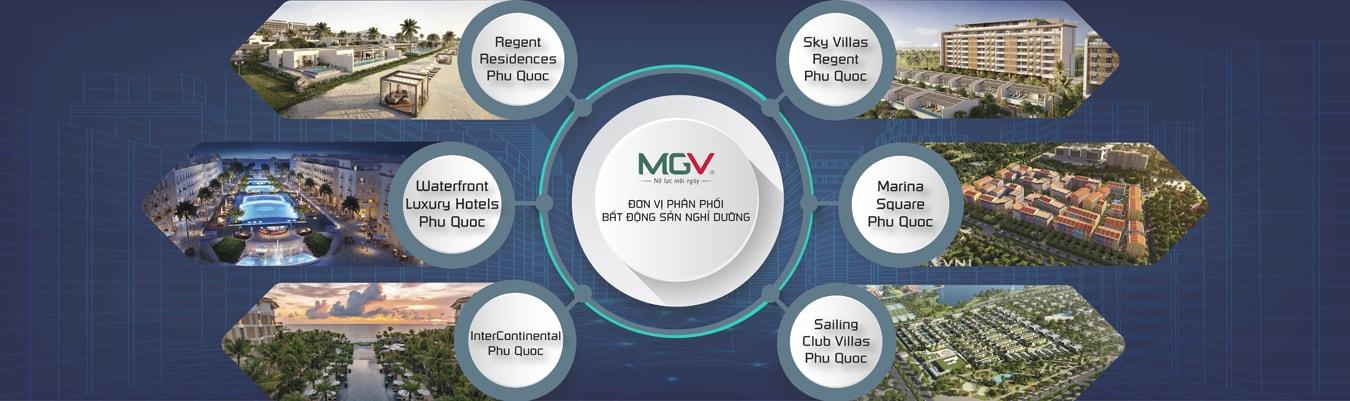 MGV - Đơn vị phân phối bất động sản nghỉ dưỡng